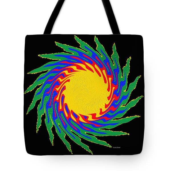 Tote Bag featuring the photograph Digital Art 9 by Suhas Tavkar