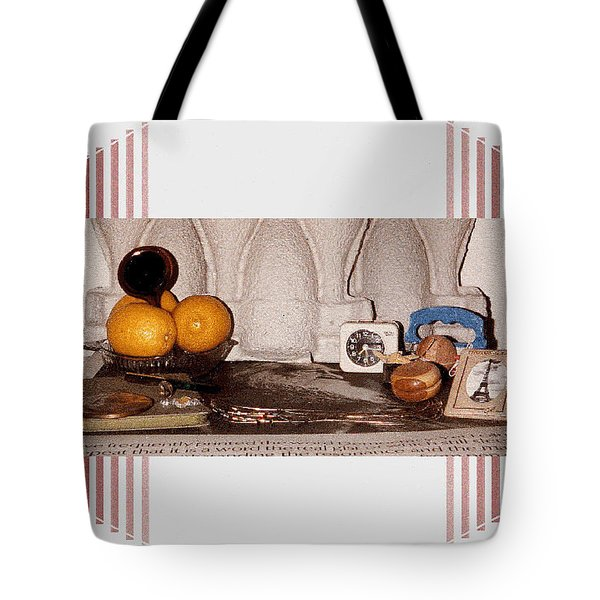 Digital Artwork Tote Bag