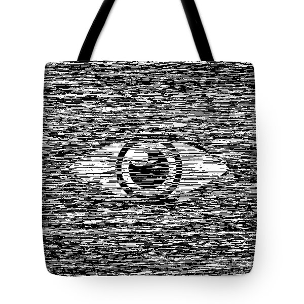 Digital Eye  Tote Bag