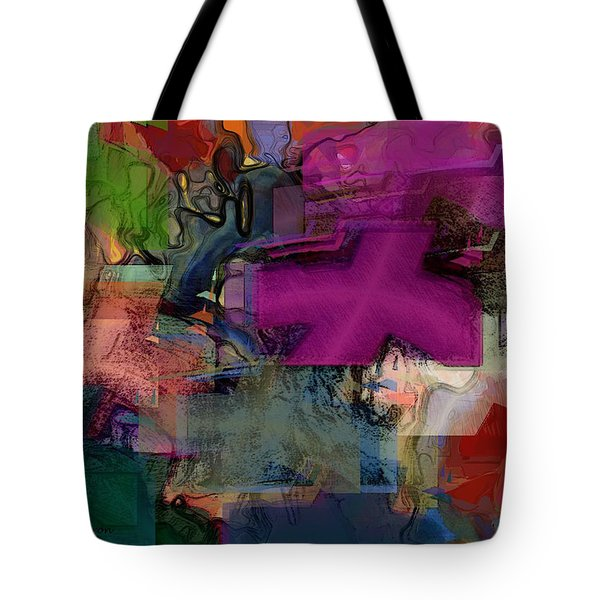 Digital Fun No.1 Tote Bag