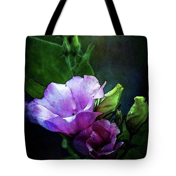 Digital Watercolor Elegance 3700 W_2 Tote Bag
