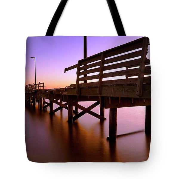 Tote Bag featuring the photograph Dilapidated - Biloxi - Mississippi by Jason Politte