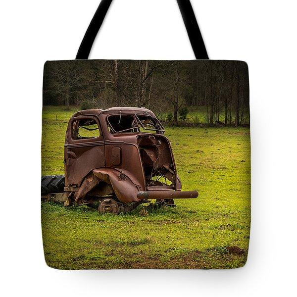 Dilapidated Tote Bag
