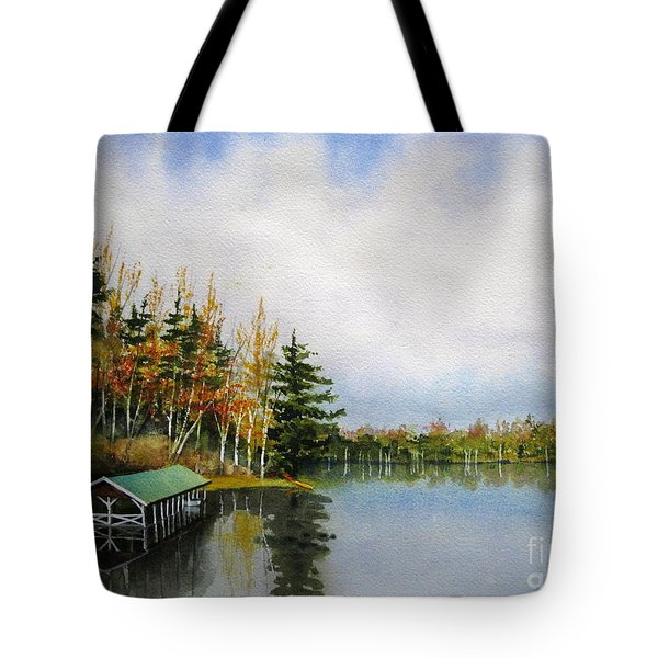 Dillman's Boathouse Tote Bag