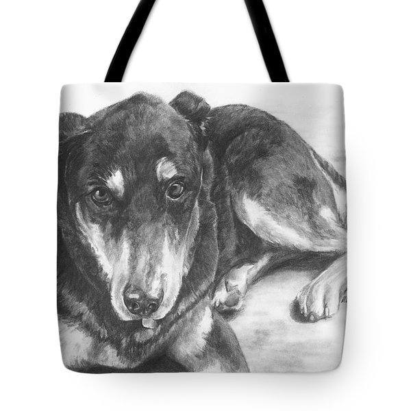 Dillon Tote Bag by Meagan  Visser