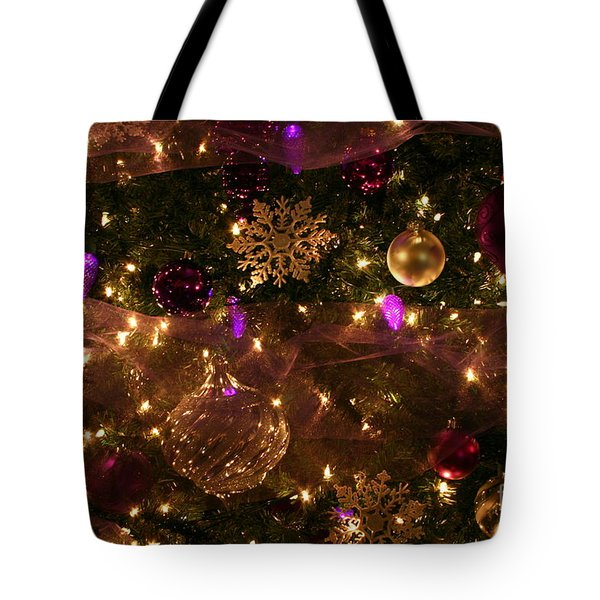 Dim The Lights Tote Bag