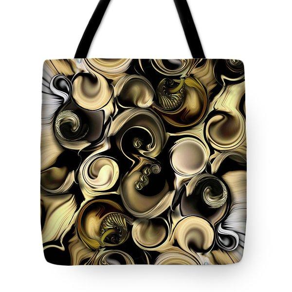 Dimension Vs Shape Tote Bag