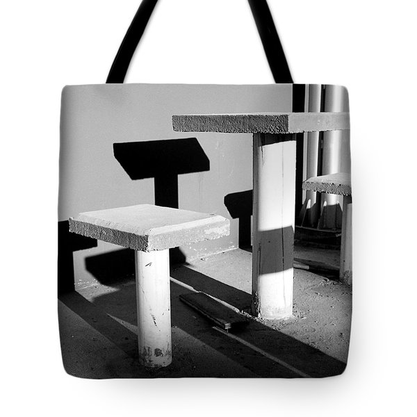 Square To Square 2009 1 Of 1 Tote Bag