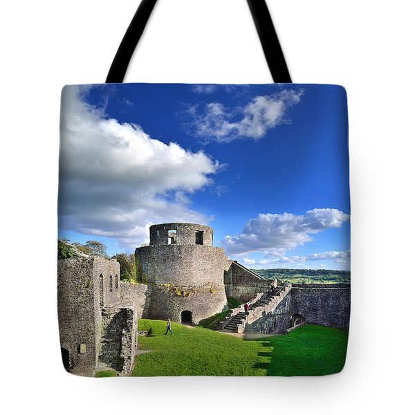 Dinefwr Castle 1 Tote Bag
