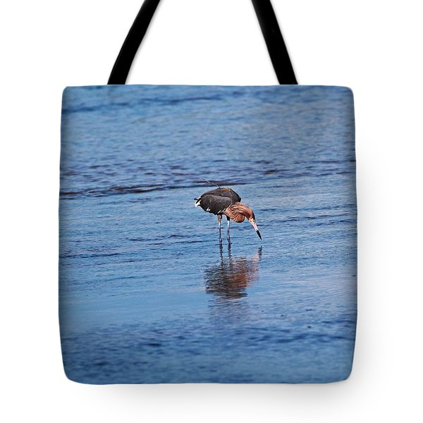 Tote Bag featuring the photograph Ding Darling's Number One II by Michiale Schneider