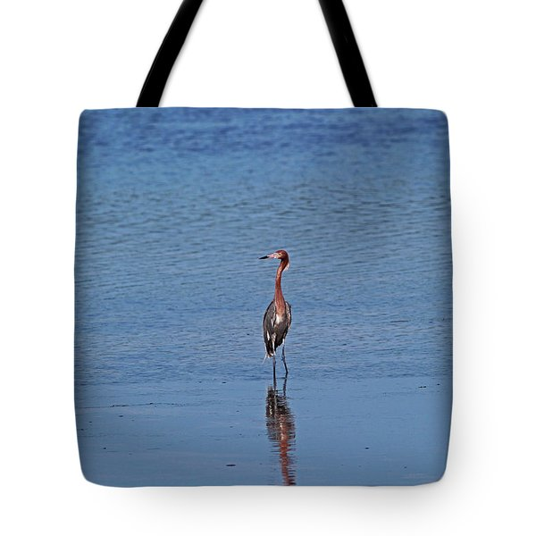 Tote Bag featuring the photograph Ding Darling's Number One IIi by Michiale Schneider