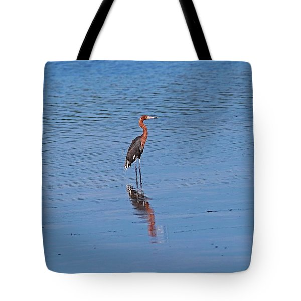 Tote Bag featuring the photograph Ding Darling's Number One by Michiale Schneider