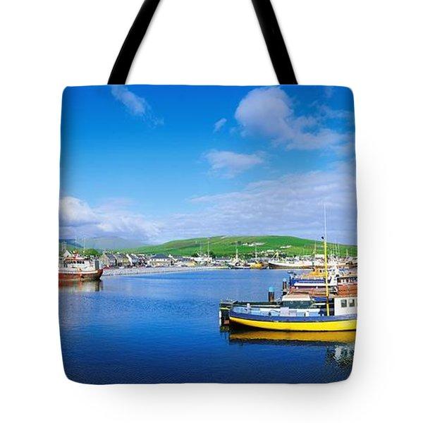 Dingle, Dingle Peninsula, Co Kerry Tote Bag