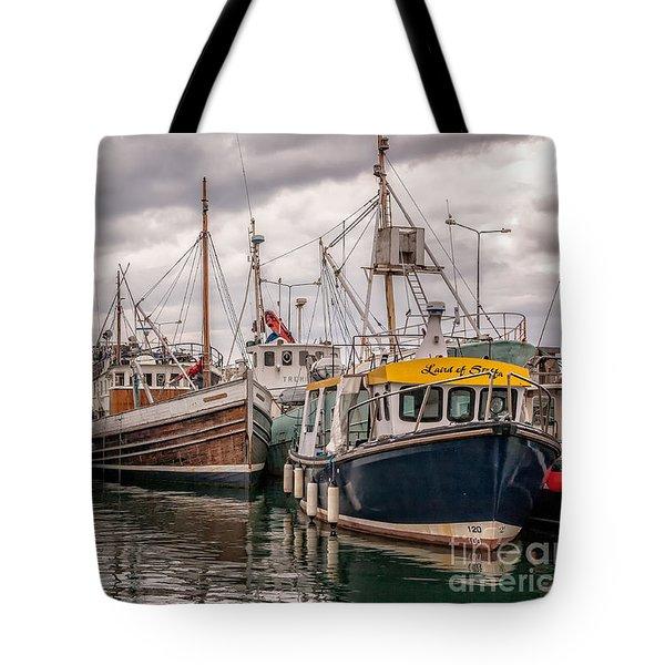 Dingle Harbour Tote Bag