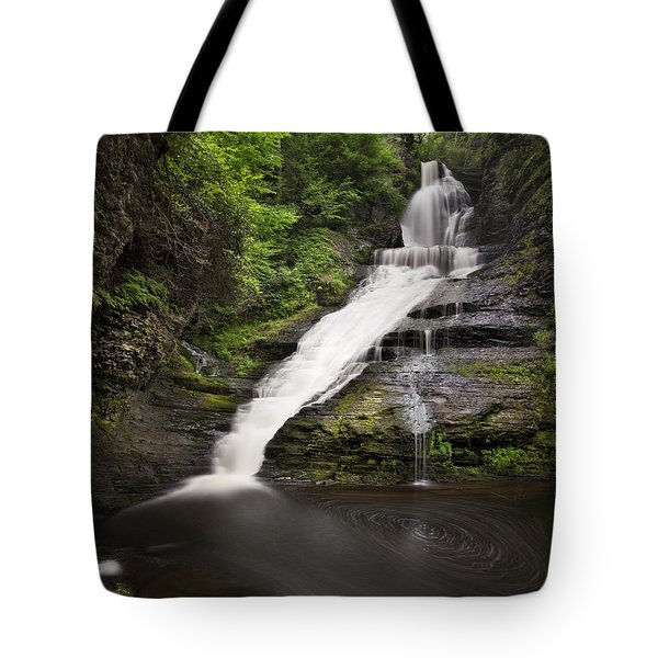 Dingmans Falls Tote Bag