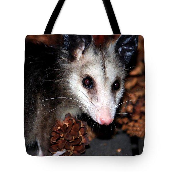 Dining Possums Vi Tote Bag