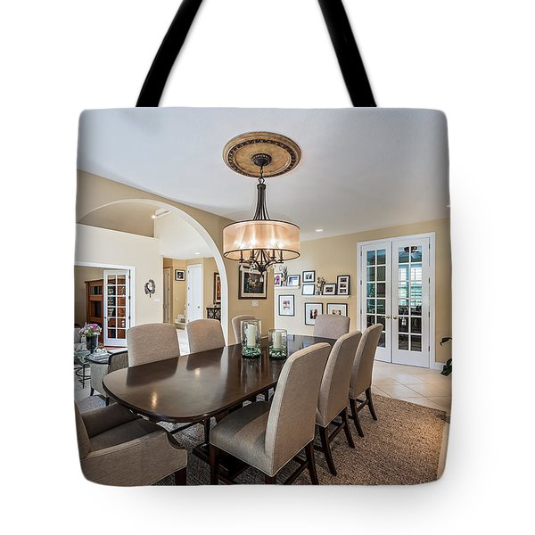 Dining Room Tote Bag