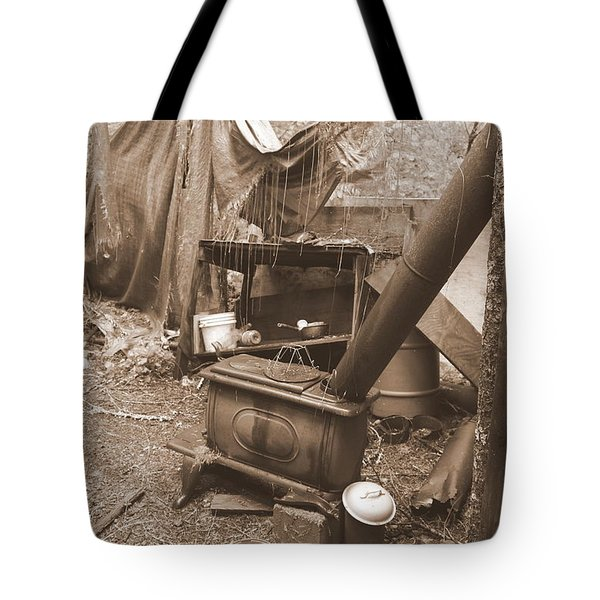Tote Bag featuring the photograph Dinner Will Have To Wait by Marie Neder