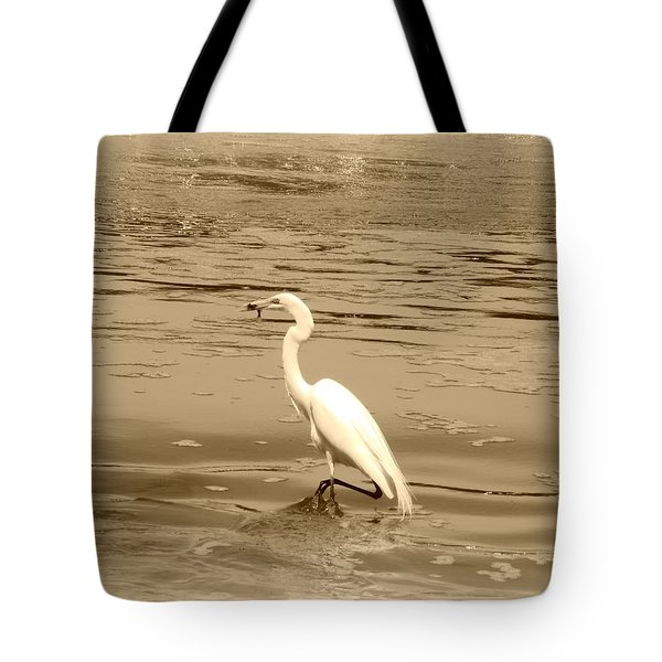 Dinnertime Remembered Tote Bag