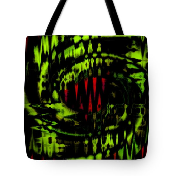 Dino Tote Bag by Cherie Duran