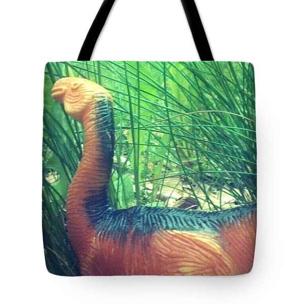 Dino Found Tote Bag