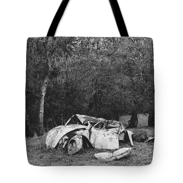 Dinosaur Graveyard Tote Bag