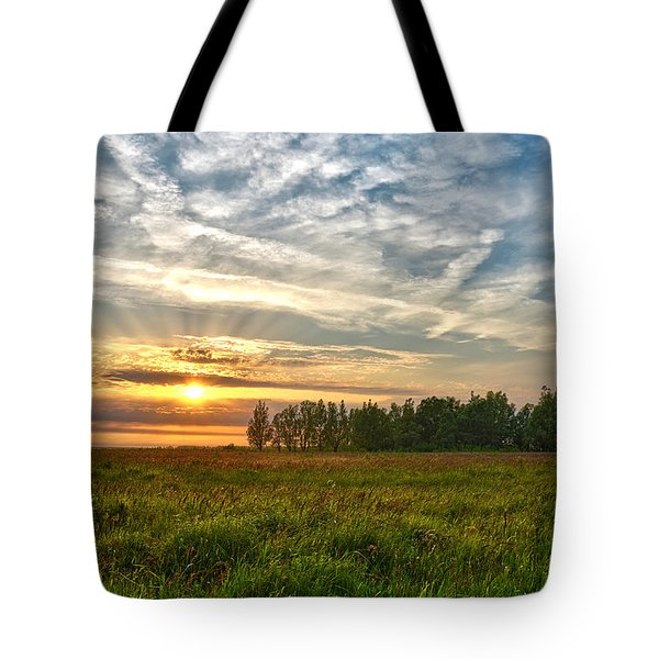 Dintelse Gorzen Sunset Tote Bag