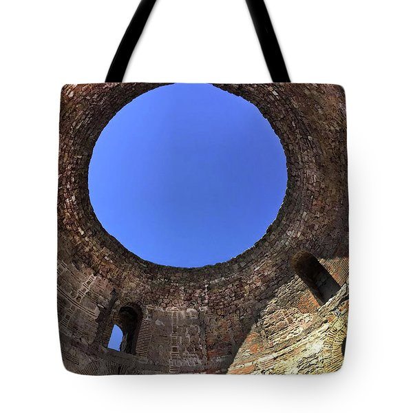 Diocletian Palace In Split, Croatia  Tote Bag