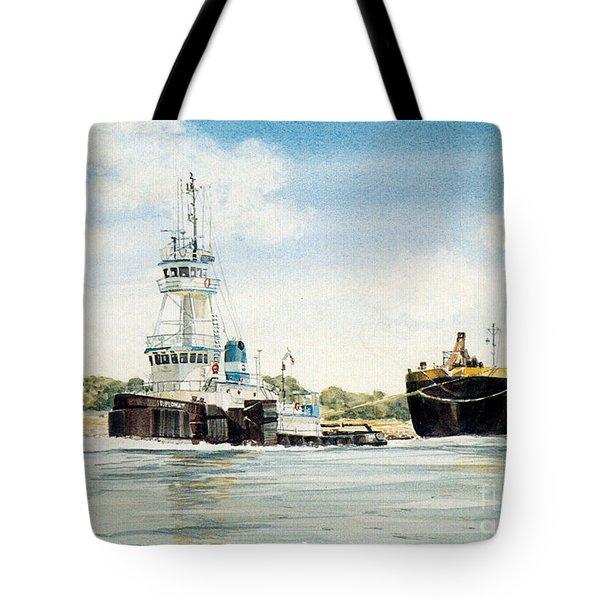 Diplomat Tote Bag by P Anthony Visco