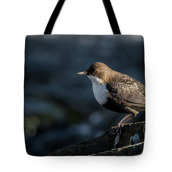 Tote Bag featuring the photograph Dipper by Torbjorn Swenelius