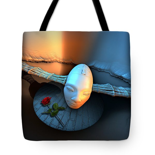 Direct To Brain Tote Bag