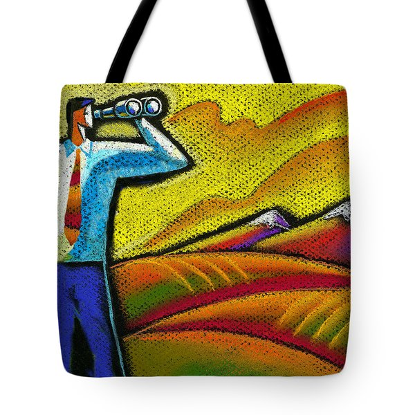 Direction To Destination Tote Bag