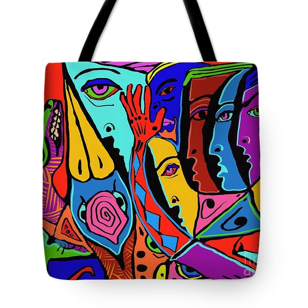 Director Of Chaos Tote Bag