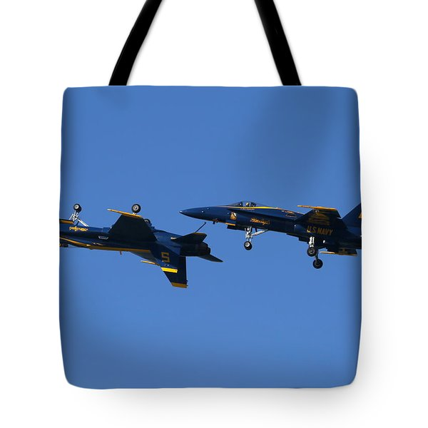 Tote Bag featuring the photograph Dirty Angels by John King