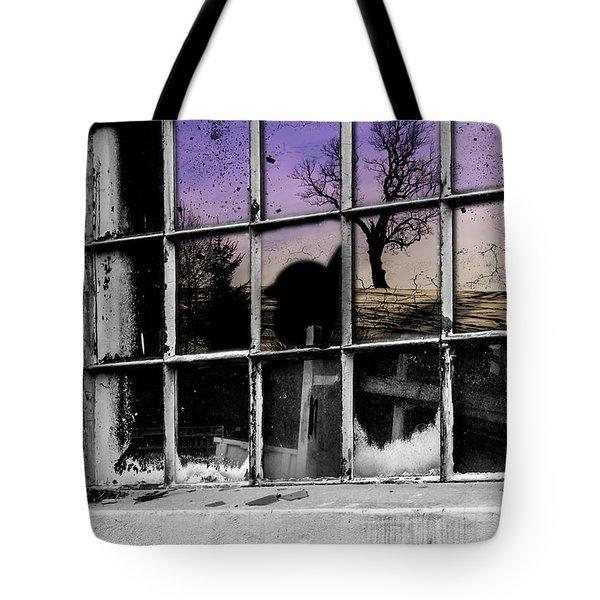 Dirty, Broken But Beautiful Tote Bag