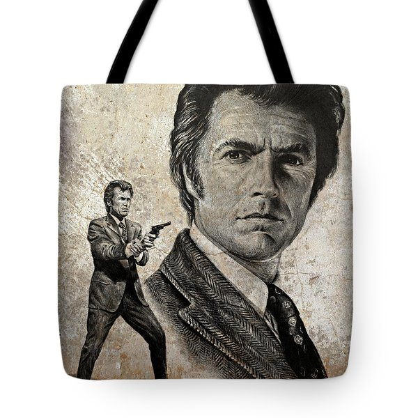 Dirty Harry  Make My Day Version Tote Bag