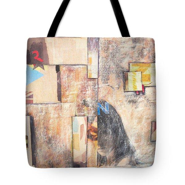 Dirty Slumber Part Four Tote Bag