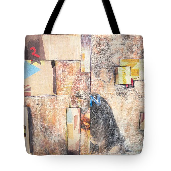 Dirty Slumber Part Four Tote Bag