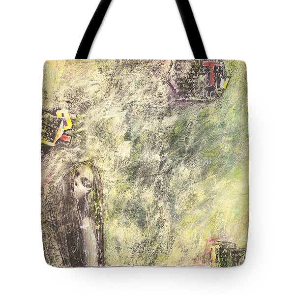 Dirty Slumber Part Two Tote Bag