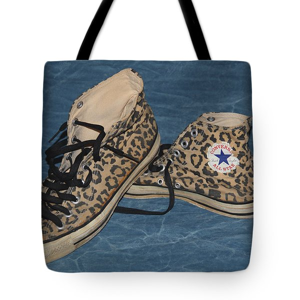 Dirty Sneakers Tote Bag