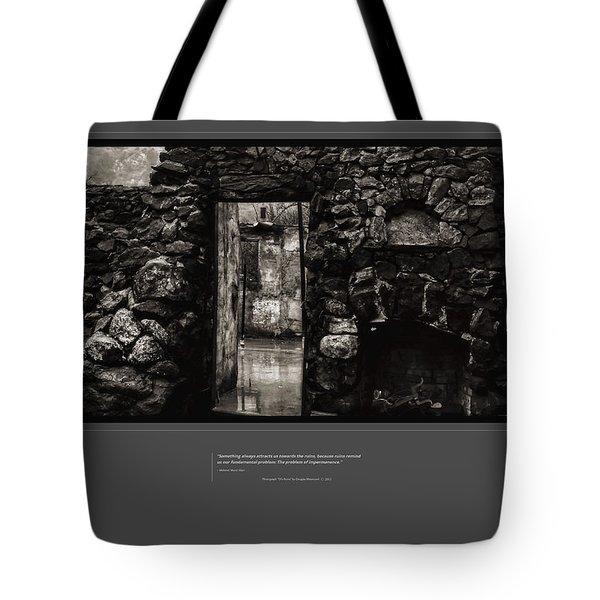 Di's Ruins Tote Bag