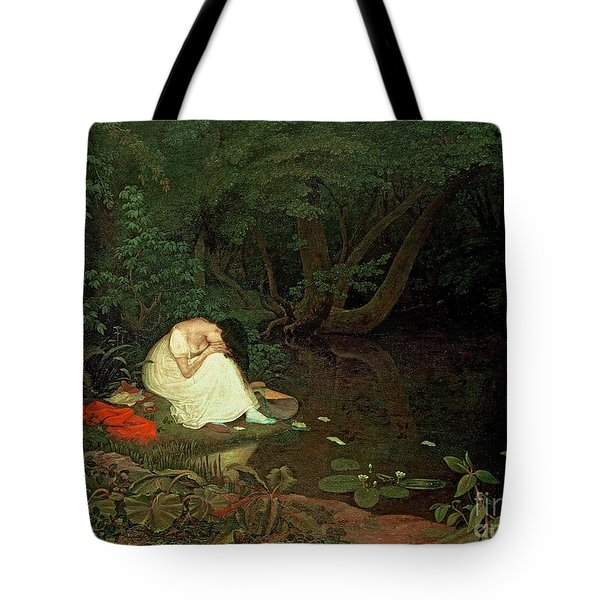 Disappointed Love Tote Bag by Francis Danby