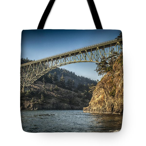 Disappointment Bridge Tote Bag