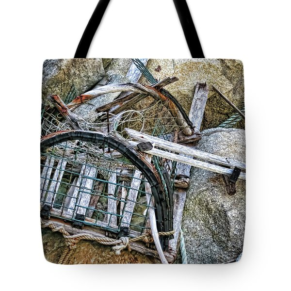 Discarded Tote Bag