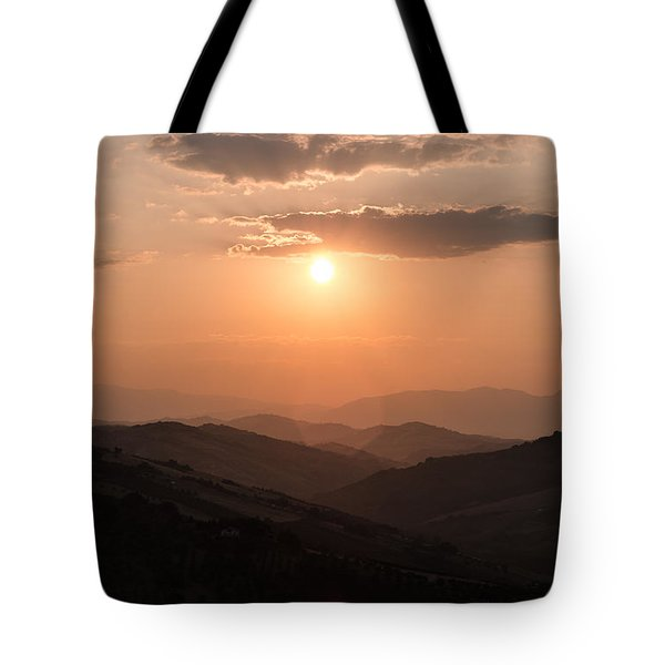 Disciples Of The Sun Tote Bag