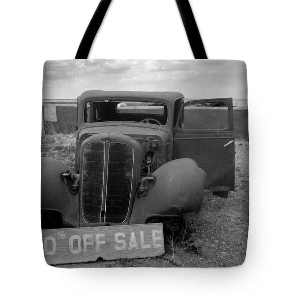 Discounted Tote Bag