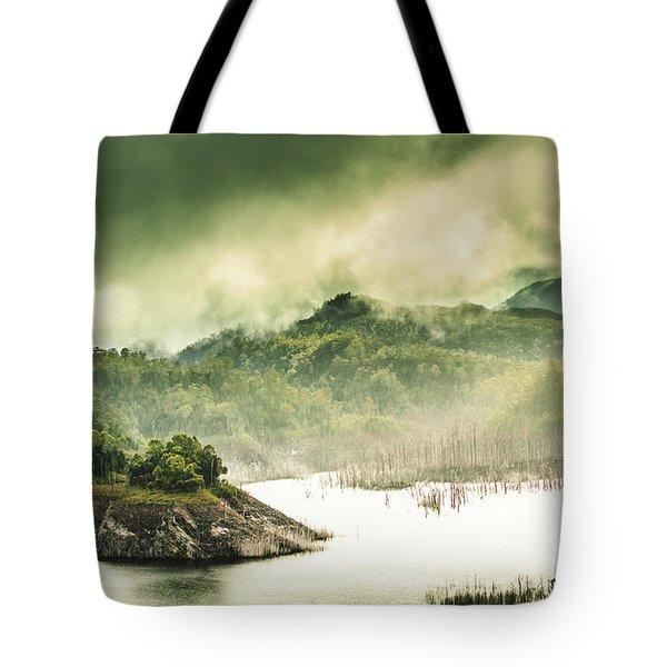 Discover Southwest Tasmania Tote Bag