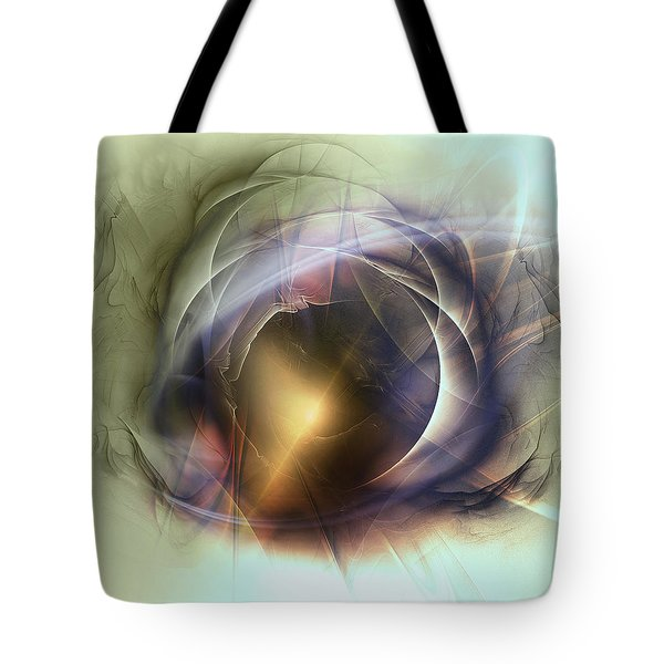 Discovered 3 Tote Bag