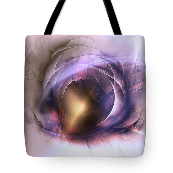 Discovered Tote Bag