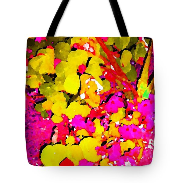 Discovering Joy Tote Bag